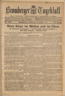 Bromberger Tageblatt. J. 38, 1914, nr 240
