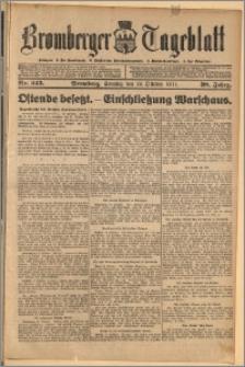Bromberger Tageblatt. J. 38, 1914, nr 245