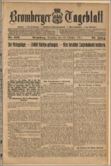 Bromberger Tageblatt. J. 38, 1914, nr 246
