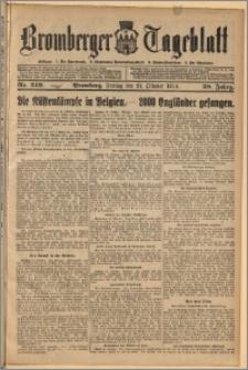 Bromberger Tageblatt. J. 38, 1914, nr 249