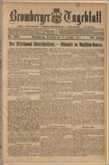 Bromberger Tageblatt. J. 38, 1914, nr 252