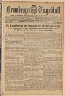 Bromberger Tageblatt. J. 38, 1914, nr 256