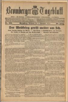 Bromberger Tageblatt. J. 38, 1914, nr 259