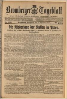 Bromberger Tageblatt. J. 38, 1914, nr 283