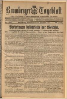 Bromberger Tageblatt. J. 38, 1914, nr 291