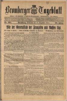 Bromberger Tageblatt. J. 38, 1914, nr 294