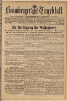 Bromberger Tageblatt. J. 38, 1914, nr 299