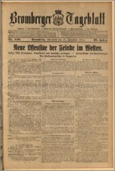 Bromberger Tageblatt. J. 38, 1914, nr 300