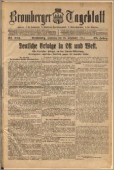 Bromberger Tageblatt. J. 38, 1914, nr 303