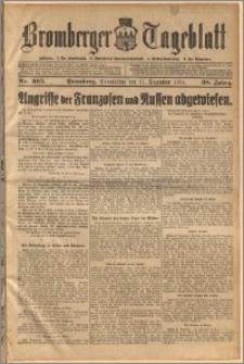 Bromberger Tageblatt. J. 38, 1914, nr 305