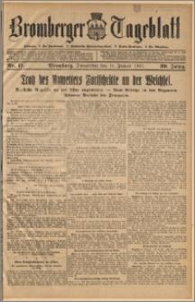 Bromberger Tageblatt. J. 39, 1915, nr 11