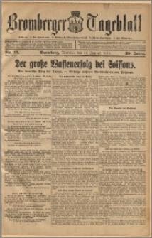 Bromberger Tageblatt. J. 39, 1915, nr 15