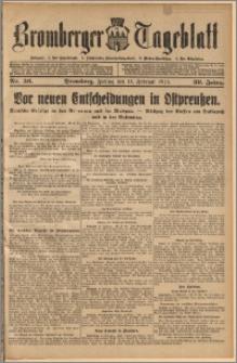 Bromberger Tageblatt. J. 39, 1915, nr 36