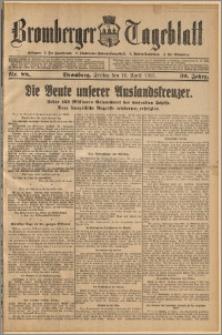 Bromberger Tageblatt. J. 39, 1915, nr 88