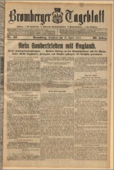 Bromberger Tageblatt. J. 39, 1915, nr 97