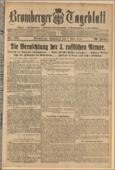 Bromberger Tageblatt. J. 39, 1915, nr 107