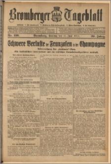 Bromberger Tageblatt. J. 39, 1915, nr 136