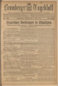 Bromberger Tageblatt. J. 39, 1915, nr 137