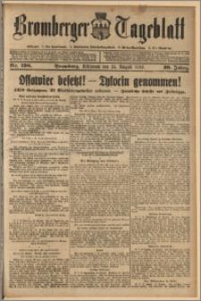 Bromberger Tageblatt. J. 39, 1915, nr 198