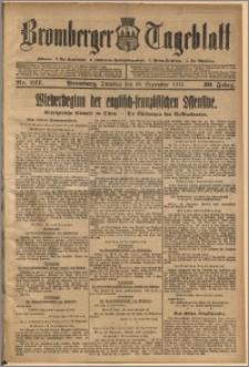 Bromberger Tageblatt. J. 39, 1915, nr 227