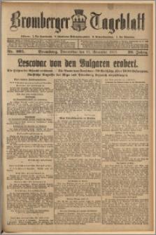 Bromberger Tageblatt. J. 39, 1915, nr 265