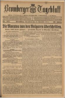 Bromberger Tageblatt. J. 39, 1915, nr 267