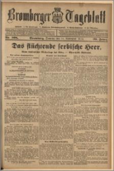 Bromberger Tageblatt. J. 39, 1915, nr 268