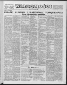 Wiadomości, R. 14 nr 29/30 (694/695), 1959