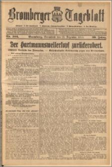 Bromberger Tageblatt. J. 39, 1915, nr 302