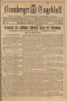 Bromberger Tageblatt. J. 40, 1916, nr 6