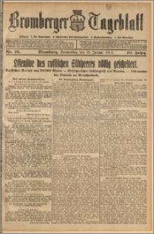 Bromberger Tageblatt. J. 40, 1916, nr 16