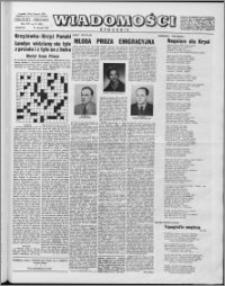 Wiadomości, R. 14 nr 34 (699), 1959