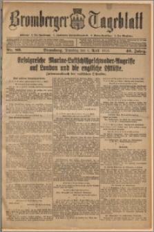 Bromberger Tageblatt. J. 40, 1916, nr 80