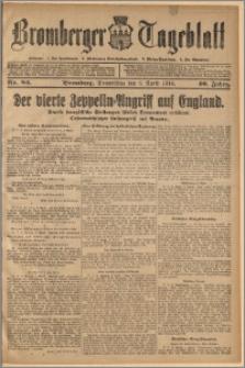 Bromberger Tageblatt. J. 40, 1916, nr 82