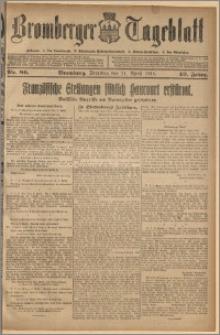 Bromberger Tageblatt. J. 40, 1916, nr 86
