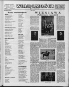 Wiadomości, R. 14 nr 35 (700), 1959