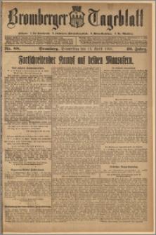 Bromberger Tageblatt. J. 40, 1916, nr 88