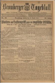 Bromberger Tageblatt. J. 40, 1916, nr 99