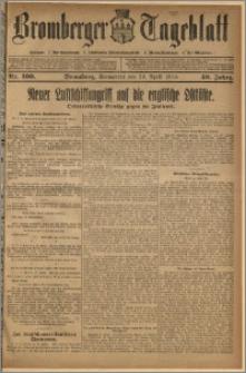 Bromberger Tageblatt. J. 40, 1916, nr 100