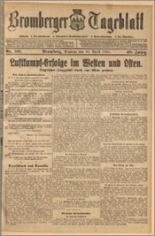 Bromberger Tageblatt. J. 40, 1916, nr 101