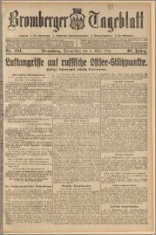 Bromberger Tageblatt. J. 40, 1916, nr 104