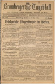 Bromberger Tageblatt. J. 40, 1916, nr 105