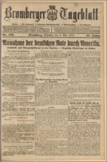 Bromberger Tageblatt. J. 40, 1916, nr 108