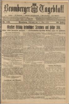 Bromberger Tageblatt. J. 40, 1916, nr 109