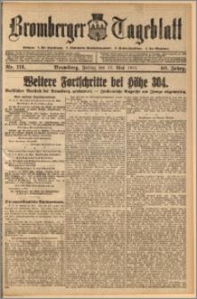 Bromberger Tageblatt. J. 40, 1916, nr 111