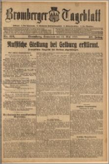 Bromberger Tageblatt. J. 40, 1916, nr 112