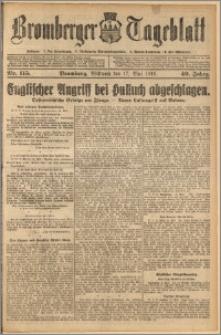 Bromberger Tageblatt. J. 40, 1916, nr 115