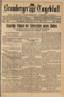Bromberger Tageblatt. J. 40, 1916, nr 116