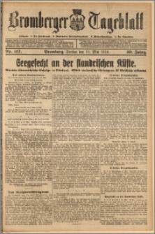 Bromberger Tageblatt. J. 40, 1916, nr 117