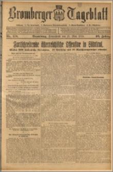 Bromberger Tageblatt. J. 40, 1916, nr 118